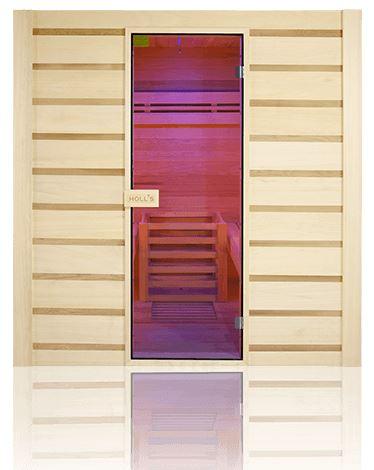 hybride combi sauna vue 1