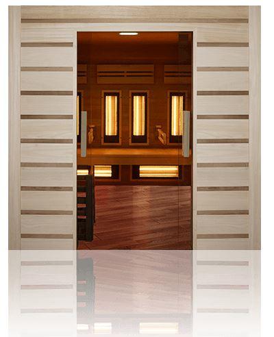 sauna combi access vue 1