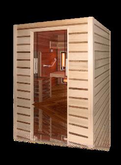 sauna vapeur holl-s combi-access