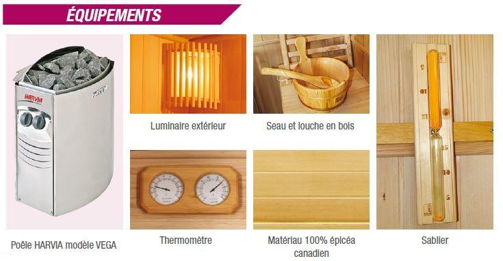 accessoire sauna ZEN france sauna