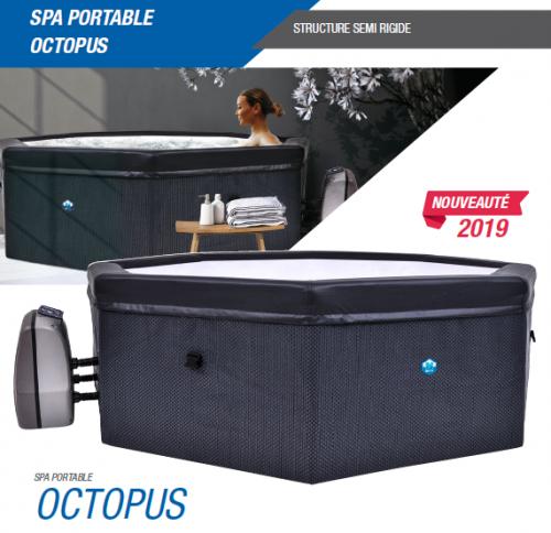 spa octopus sans mobilier