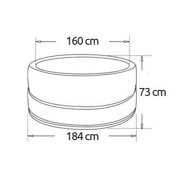 plan-technique-spa-portable-gonflable-netspa-vita-premium-dimension