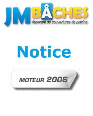 notice moteur 200 nm